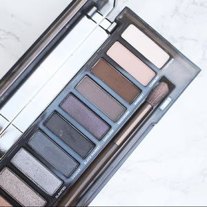 Urban Decay Makeup - 🆕 Urban Decay NAKED EYE SMOKY PALETTE